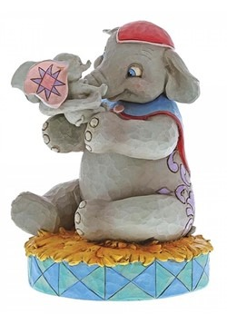 Disney Dumbo Mrs. Jumbo and Dumbo Collectible Statue