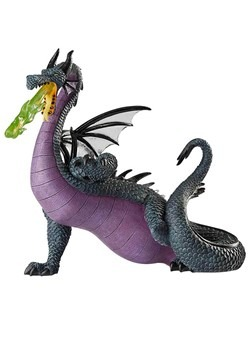 Maleficent Dragon Figuirine