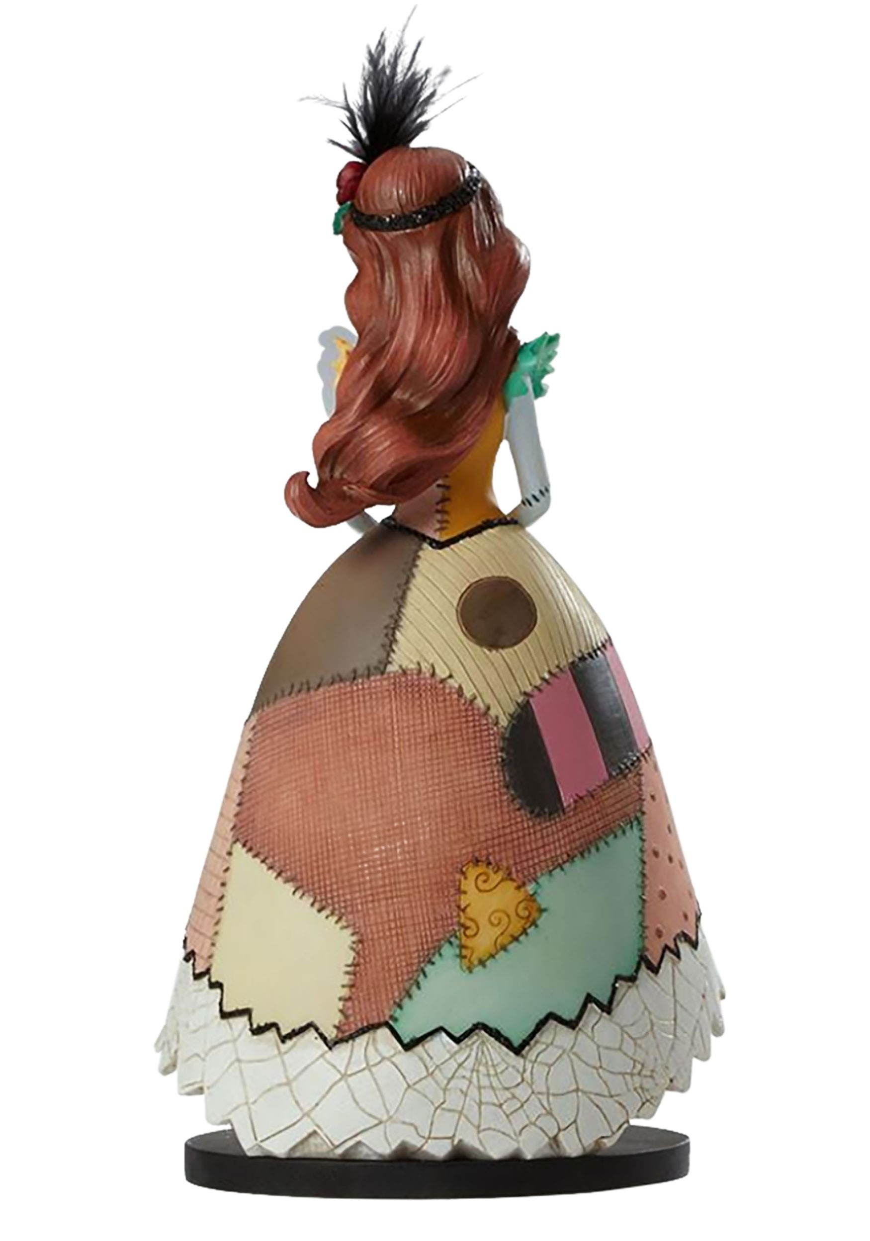 Nightmare Before Christmas Halloween Ball Sally Statue