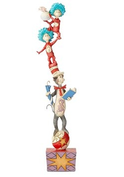 Cat in the Hat and Friends by Jim Shore Statue