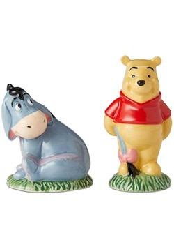 Winnie the Pooh w Eeyore Salt Pepper Shaker Set