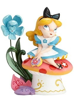 Alice in Wonderland by Miss Mindy Statue