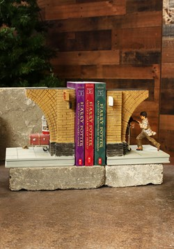 Harry Potter Book Ends new upd