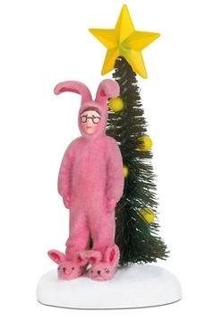 A Christmas Story Pink Nightmare Figure