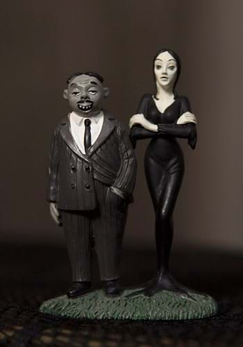 Department 56 Addams Family Gomez and Morticia Figure