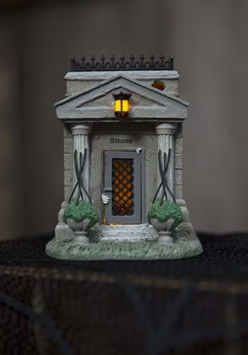 Addams Family Crypt Collectible