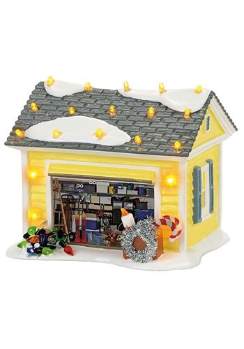 The Griswold Holiday Garage Collectible