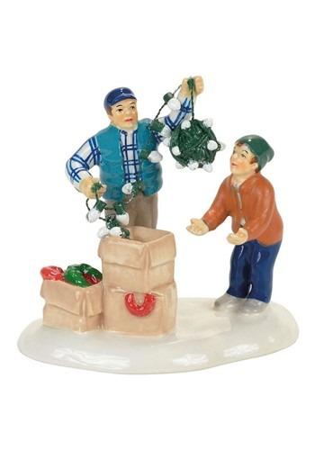 Department 56 Christmas Vacation Clark & Rusty Figurine
