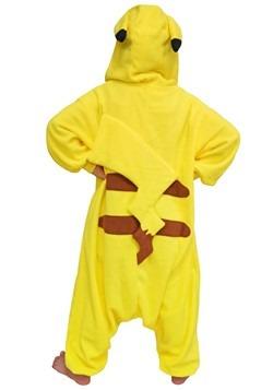 Pokemon Kids Pikachu Kigurumi Costume alt1