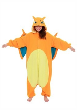 Pokemon Charizard Kigurumi for Adults