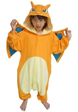 Pokemon Kids Charizard Kigurumi