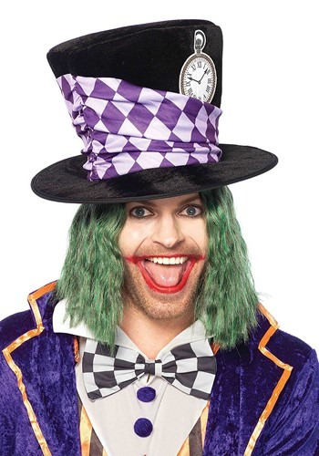 Adult Oversized Mad Hatter Top Hat