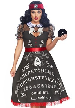Women's Spooky Board Beauty Costume