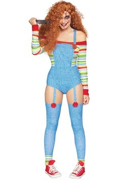 Killer Doll Costume for Women
