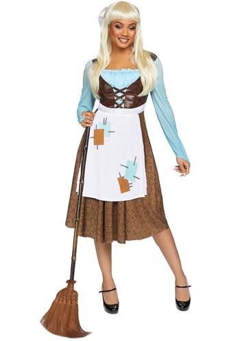 Women's Peasant Cinderella Costume