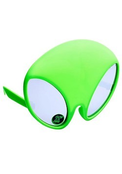 Alien Sunstaches Sunglasses