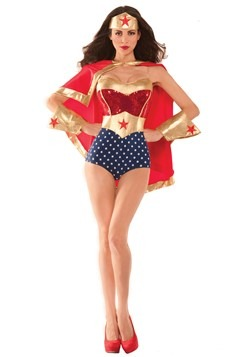 Wonderful Babe Women's Costume