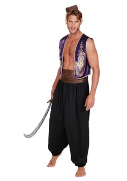 The Men's Arabian Prince Costume