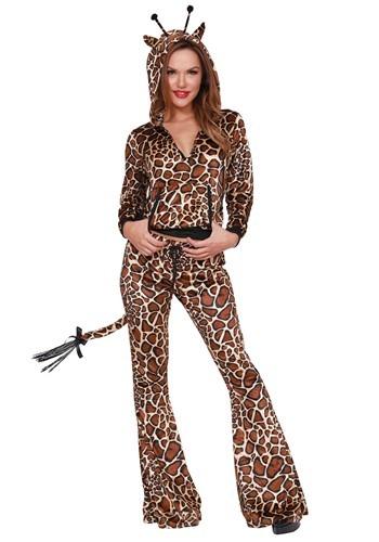 Women's Costume Giraffe