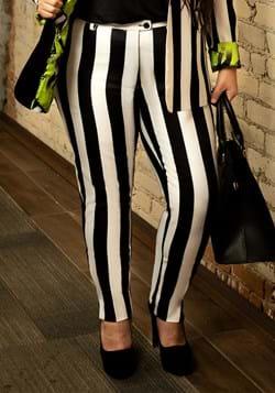 Womens Beetlejuice Suit Pants alt10