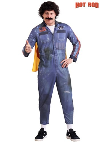 Men's Hot Rod Plus Size Rod Kimball Costume