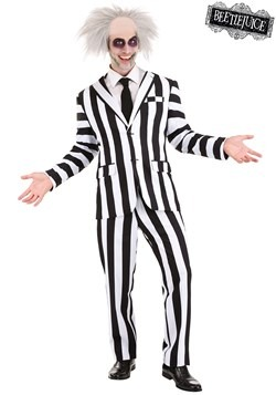 Beetlejuice Suit for Adults