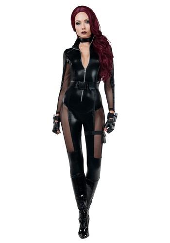Avenging Assassin Women's Costume