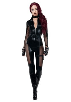 Avenging Assassin Women's Costume