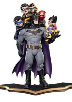 Batman Family QMaster Statue from Quantum Mechanix