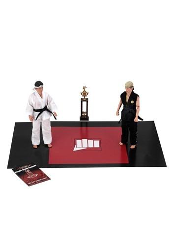 "8"" Clothed Action Figure Karate Kid (1984) 1"