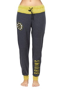 NHL Boston Bruins Womens Lounge Pants