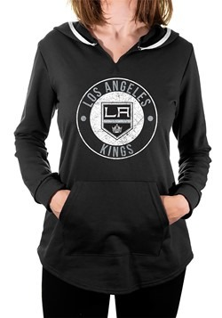 NHL Los Angeles Kings Womens French Terry Fleece H