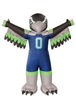Seattle Seahawks Inflatable Mascot