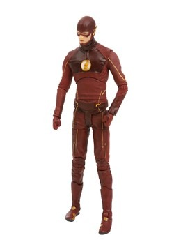 The Flash Season 3 Action Figure