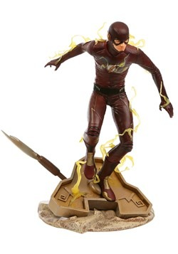DC Comics CW Gallery The Flash PVC Figure