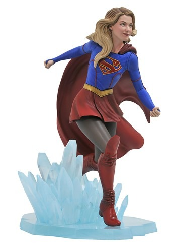 CW Gallery DC Supergirl PVC Figure