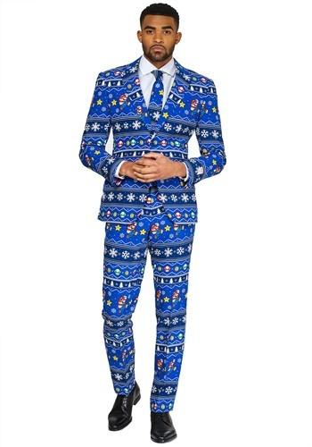 Opposuit Merry Mario Suit for Men