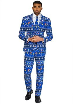 Opposuit Merry Mario Suit for Men