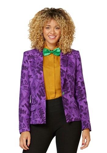 Women's Opposuit The Joker Blazer