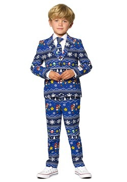 Opposuit Merry Mario Boy's Suit
