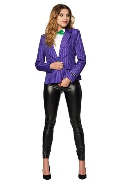 Suitmeister The Joker Women's Blazer Costume Jacket