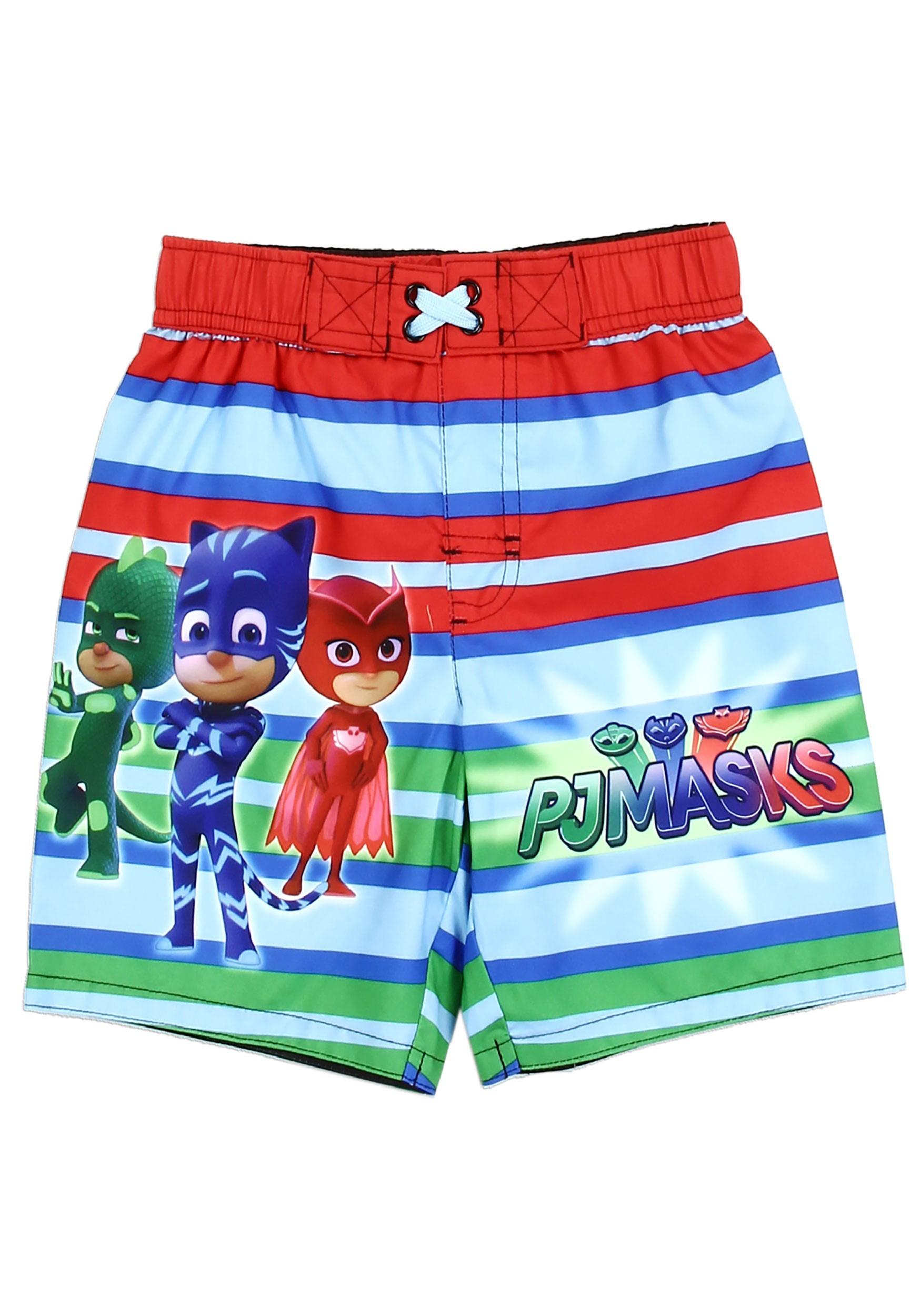aa09dd4b0a84e PJ Masks Boy's Toddler Swim Shorts