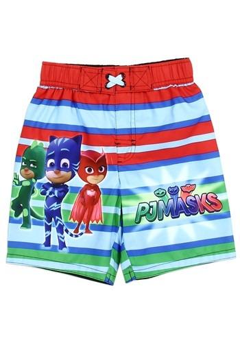 PJ Masks Toddler Boy's Swim Trunks