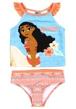 Disney Moana Toddler Girls Swimsuit