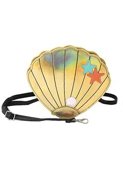 Deluxe Mermaid Shell Purse