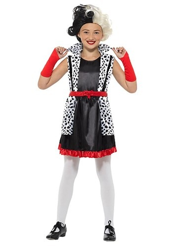 Evil Madame Costume for Girls