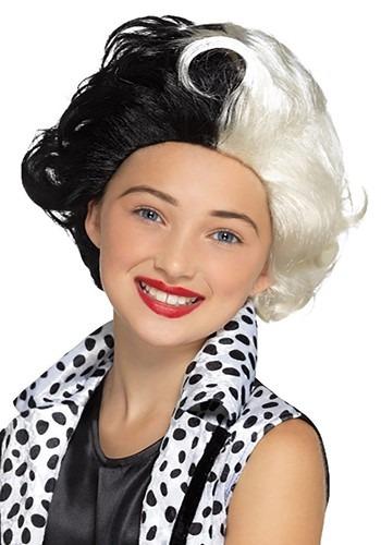 Girl's Evil Madame Wig