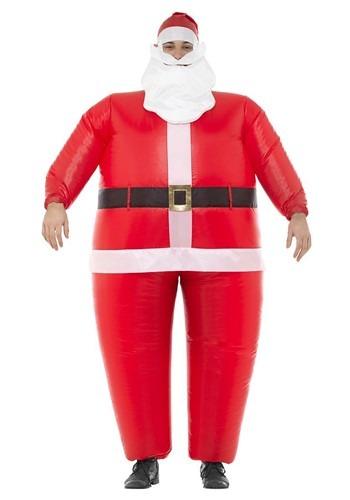 Santa Inflatable Costume