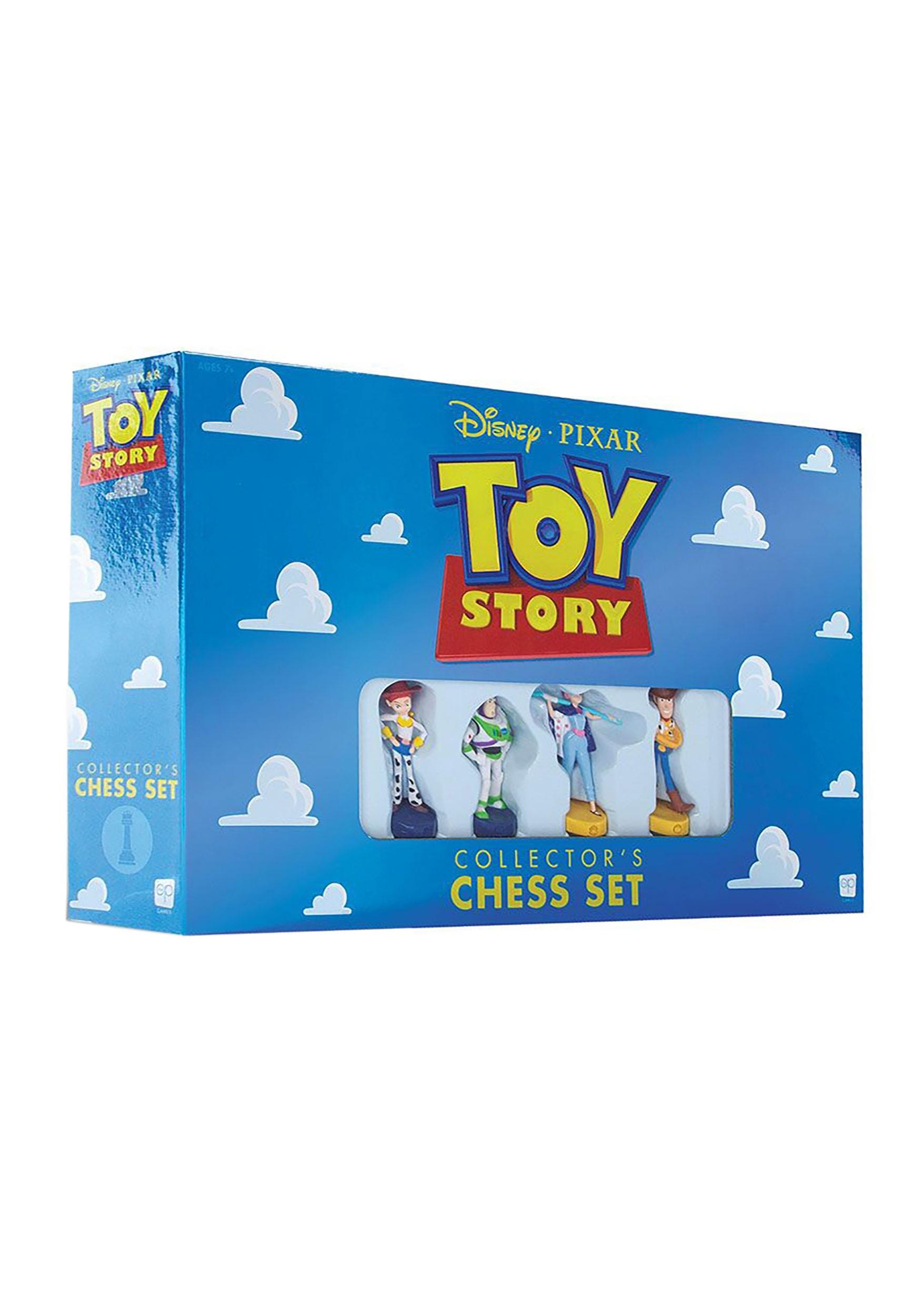 Toy Story Chess Set