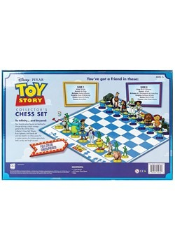 Toy Story Chess Set Alt 1